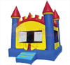 Arched Castle Bounce House